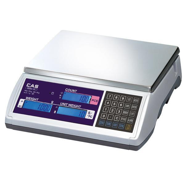 CAS EC počítacia váha do 6 kg