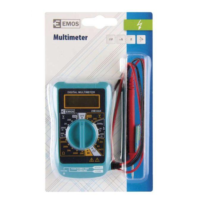 Multimeter EM320A