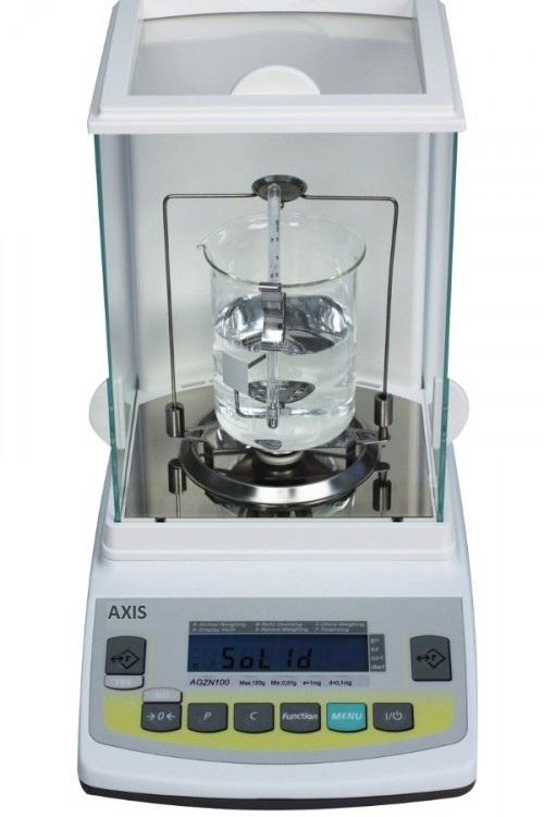 Analytická váha Axis ALN 210