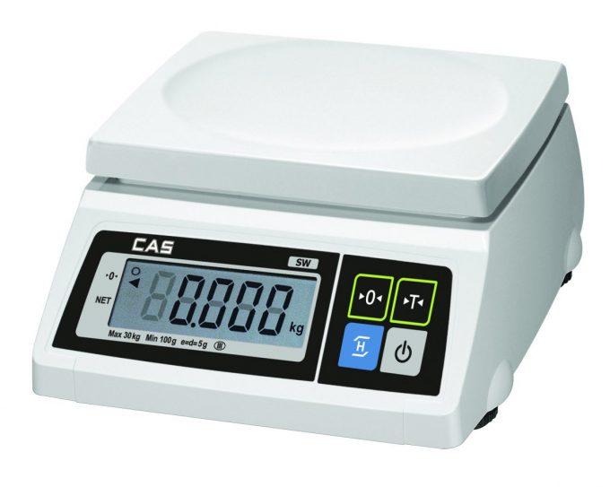 Kuchynská váha do 10kg na prenájom