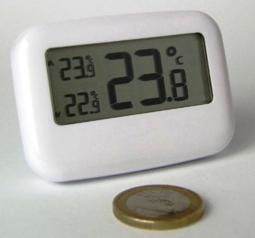 Teplomer do chladničky a mrazničky TFA 30.1042