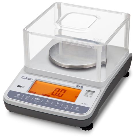 Laboratórna a zlatnícka váha CAS XE 6000