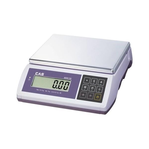 Váha CAS ED 15 - počitacia váha do 15 kg