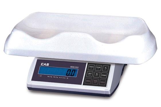 Kojenecká váha CAS ED Baby do 15 kg