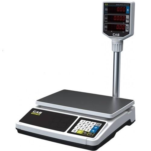 Obchodná váha do 15 kg na prenájom