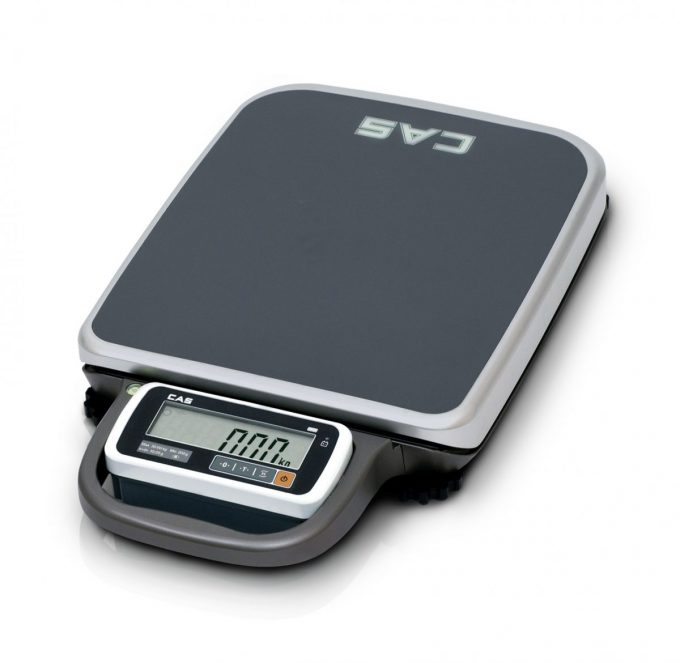 Prenosná váha CAS PB 60 kg