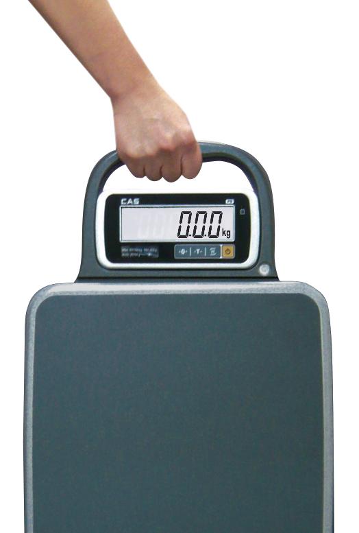 Prenosná váha CAS PB 200 kg