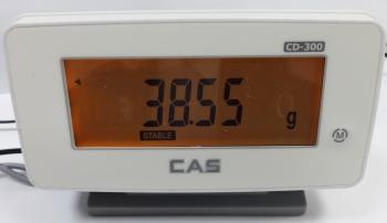 Prídavný displej CD-300