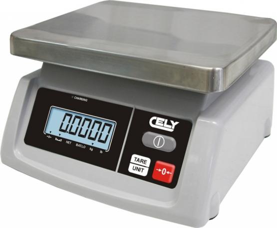 Gastro váha Cely PS-50 do 6 kg (váha na gramy)