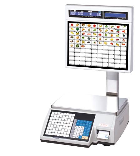 Samoobslužná etiketovacia váha CL 5000 JR - S