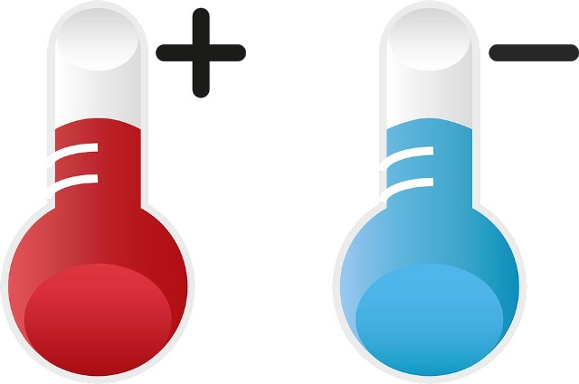 Kalibrácia teplomera do chladničky a mrazničky v bodoch 2, 6, 10,-22,-20,-18 °C
