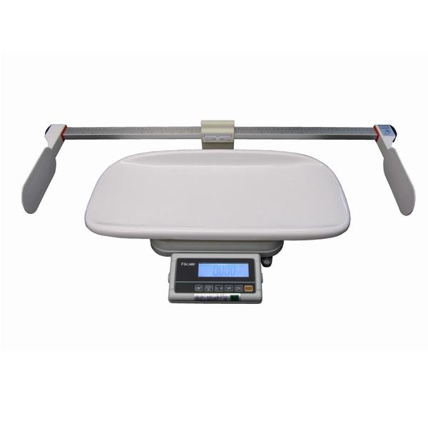 Kojenecká váha s metrom T-scale FOX M-800 do 15 kg