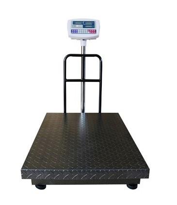 Kontrolná váha TCS 80x60 do 600 kg s opierkou