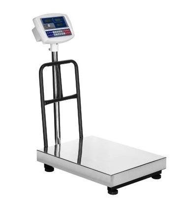 Kontrolná váha TCS 60x45 do 300 kg s opierkou