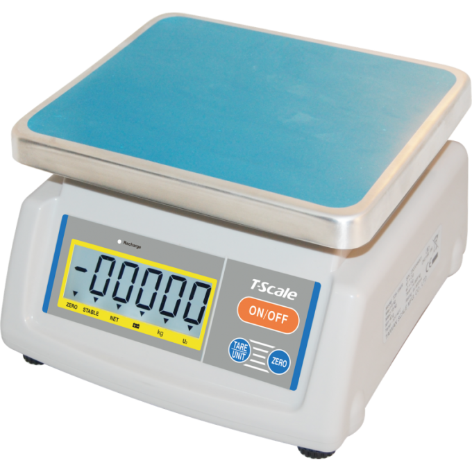 Gastro váha T-scale T28 6 D - do 6 Kg (váha na gramy)