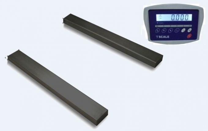 Paletová váha lyžinová T-scale IKW-1500 do 1500 kg