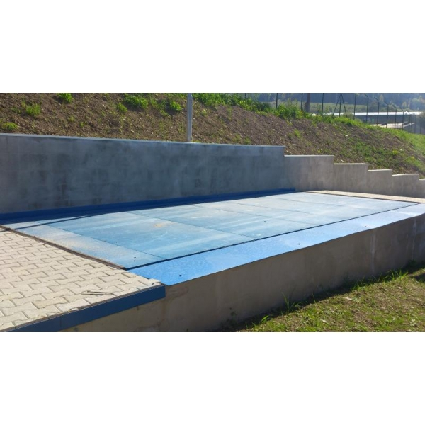 Mostová váha 6 x 3 m do 30 000 kg