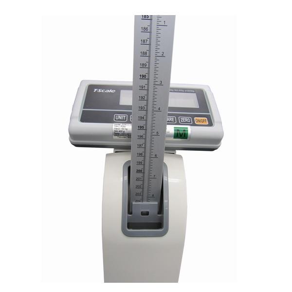 Osobná váha s výškomerom T-scale FOX II 250