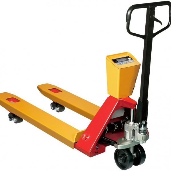 Paletový vozík s váhou CPS 1,5A