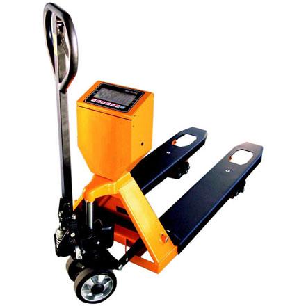 Paletový vozík s váhou T-scale TPS do 2000 kg