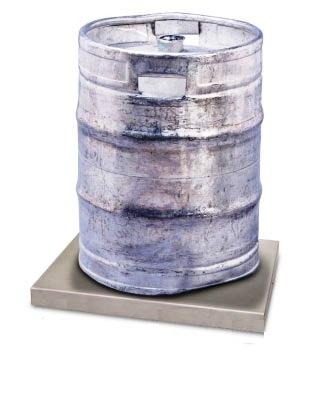 Váha na pivné sudy do 150 kg