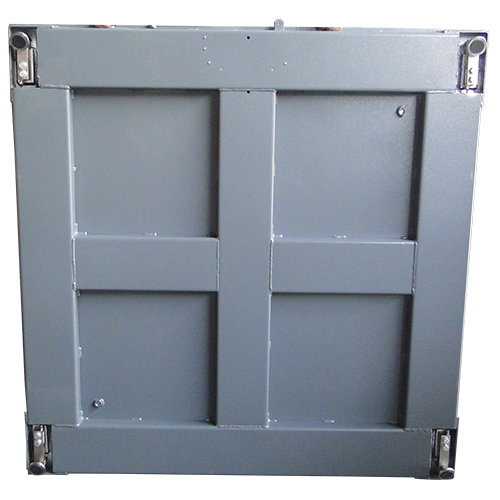 Plošinová váha do 1500 kg - rozmer 1200 x 1200 mm