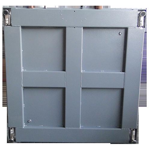 Plošinová váha do 1500 kg - rozmer 1200 x 1500 mm