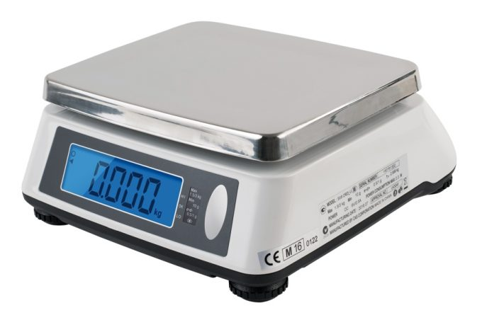 CAS SW-2 počítacia váha do 30 kg