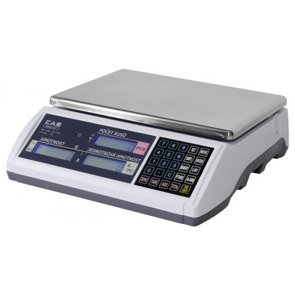Počítacia kontrolná váha CAS EC-H do 3kg