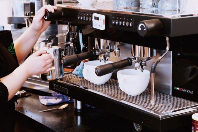 Sanitačný program pre kaviareň