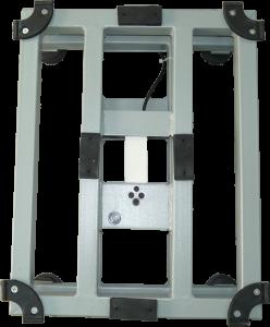T-scale MKW-150 do 150 kg - rozmer plošiny 420 x 520 mm