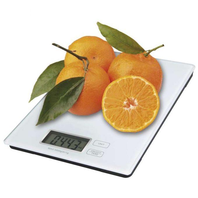 Digitálna kuchynská váha TY3101-biela