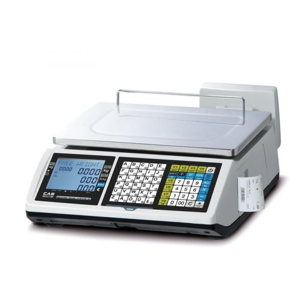 Váhopokladňa CAS CT-100 do 15kg bez stĺpika