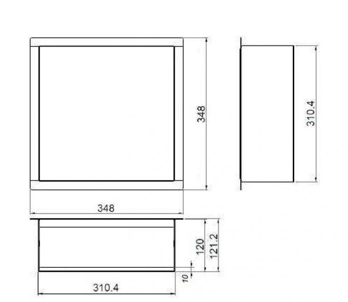 Váhoskener CAS PDS do 15 kg + skener Zebex-Z6182 USB