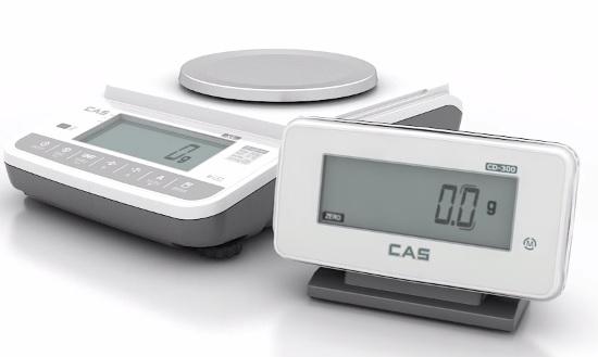 Laboratórna a zlatnícka váha CAS XE 600