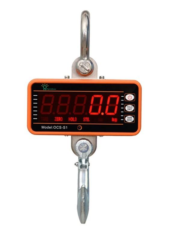 Závesná váha OCS-S1 do 1000 kg