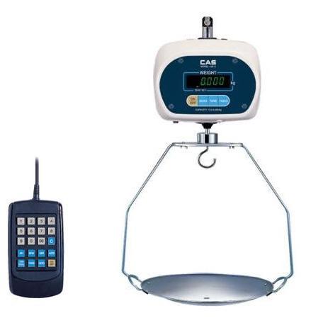 Závesná váha s výpočtom ceny CAS HS-1