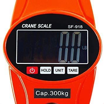 Závesná váha SF-918 do 300 kg
