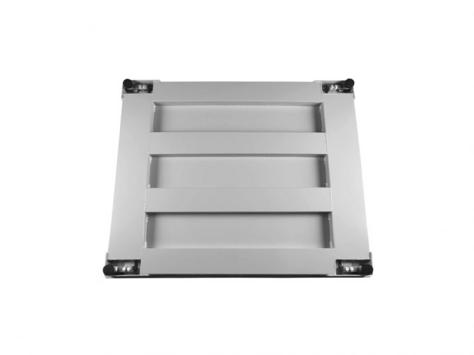 Plošinová váha do 1,5 t - 120x120 cm