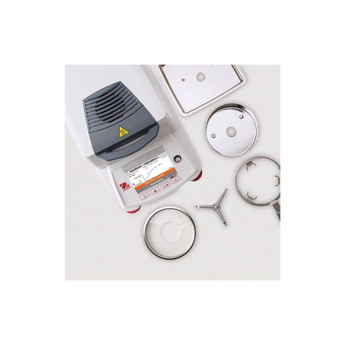 Analyzátor vlhkosti OHAUS MB 120