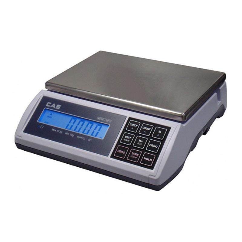 Kontrolné počítacie váhy