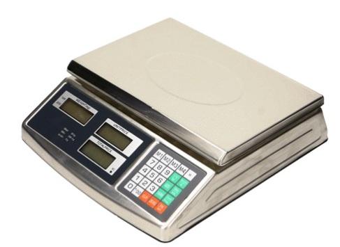 Počítacia nerezová váha ACS do 40 kg