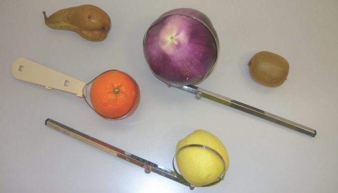 Univerzálne merače na ovocie
